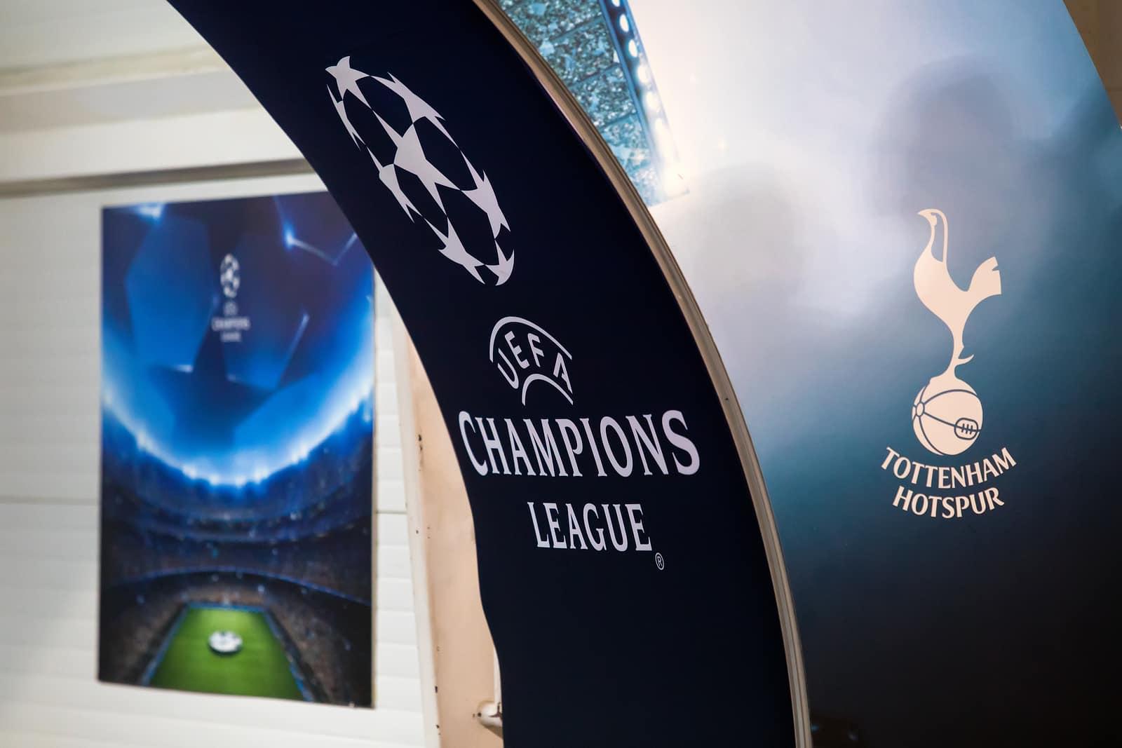 Tottenham Champions League Finale