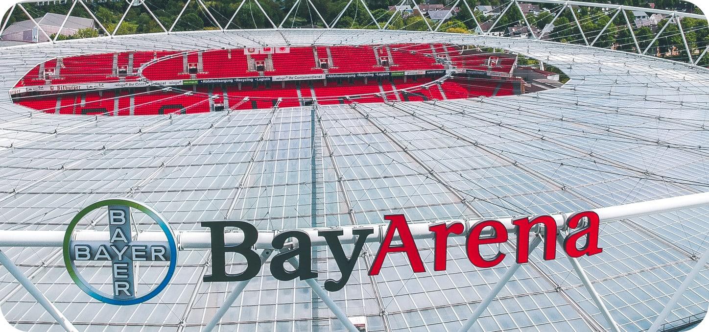 Bayer Leverkusen gegen OGC Nizza um 18:55 Uhr live bei DAZN