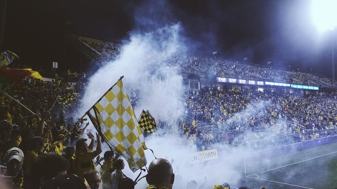 Stadion-Fans