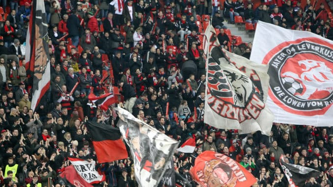 Bayer Leverkusen Fans
