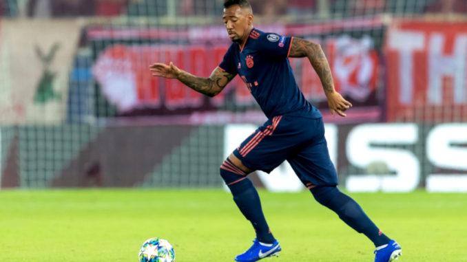Bayern Boateng