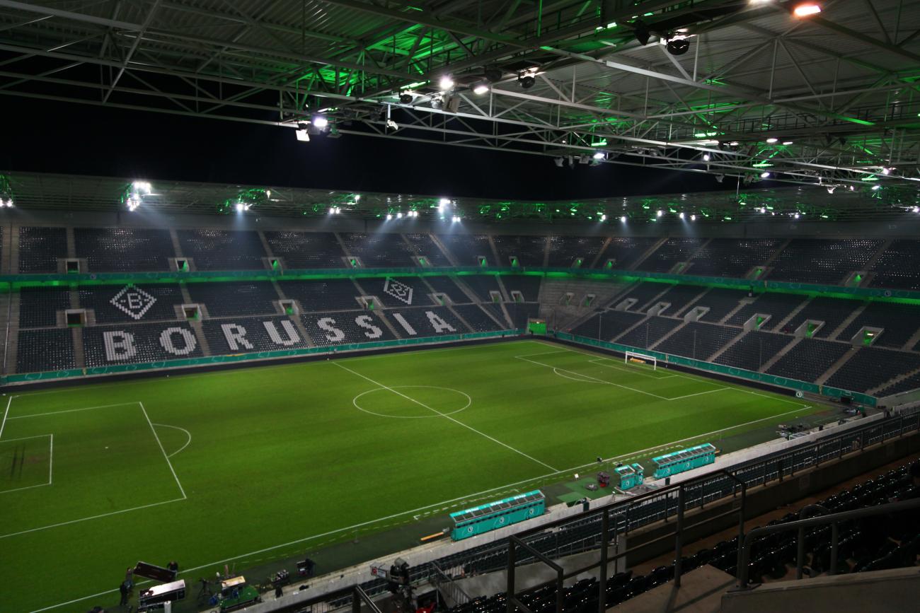 Gladbach gegen VfL Wolfsburg 4. Spieltag Bundesliga - live auf Sky