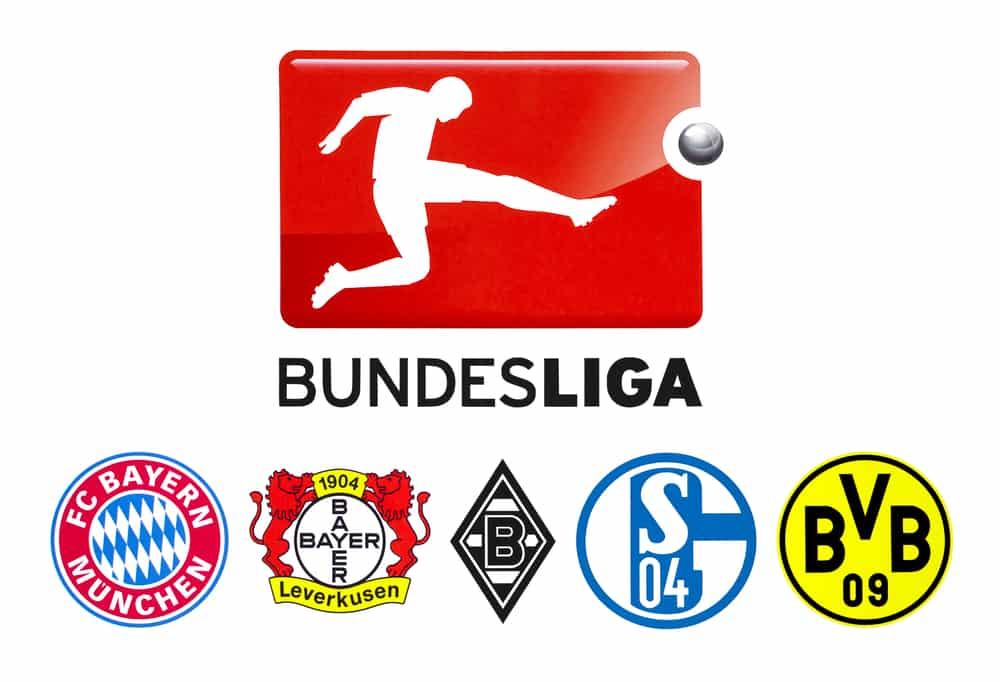 Bundesliga der 3. Spieltag - Tabelle, Spielberichte und Ergebnisse