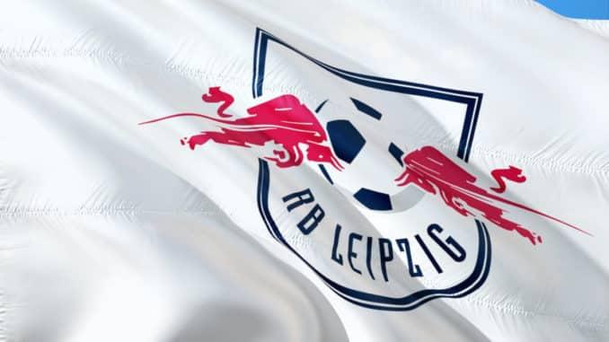 RB Leipzig Flagge