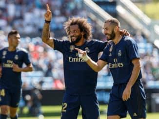 Karim Benzema Madrid