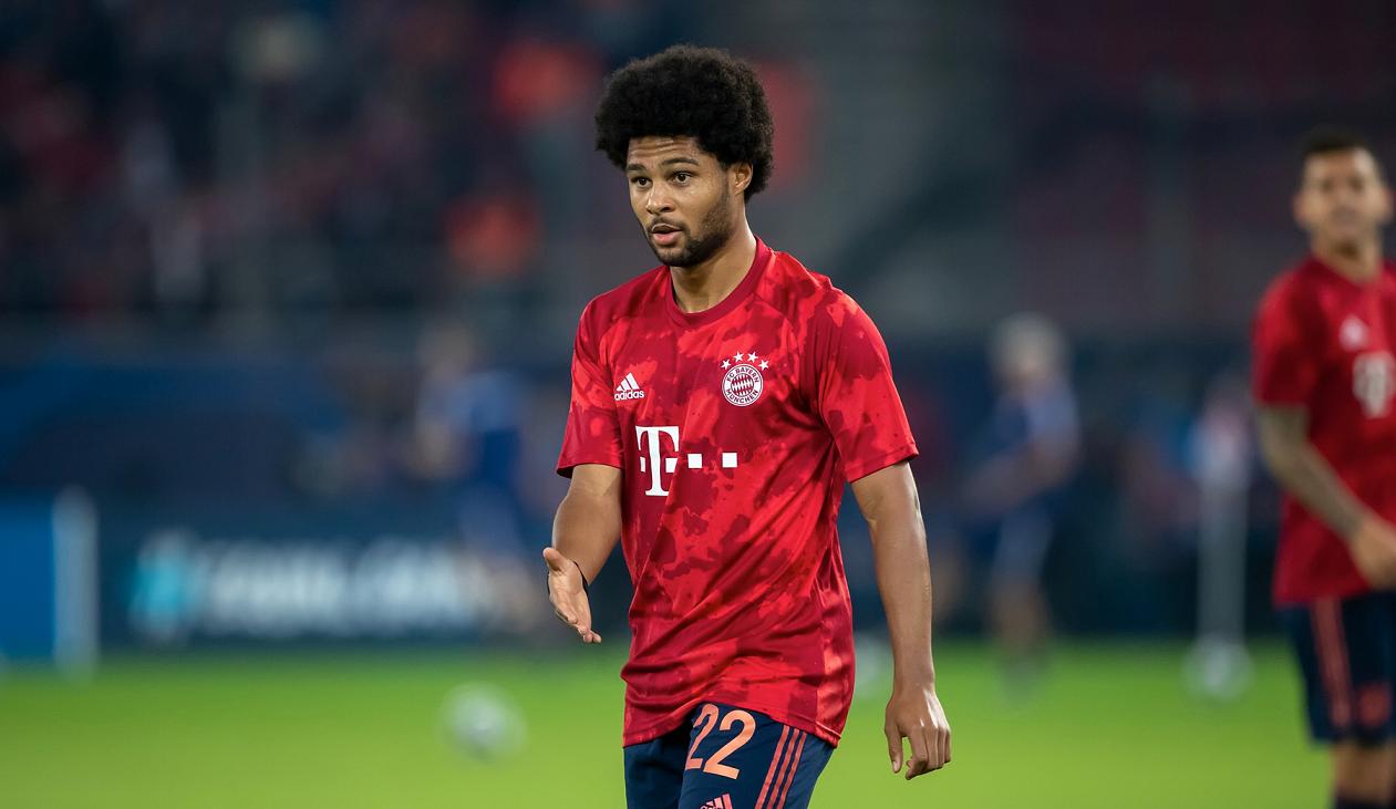 FC Bayern: Serge Gnabry verlässt die häusliche Quarantäne