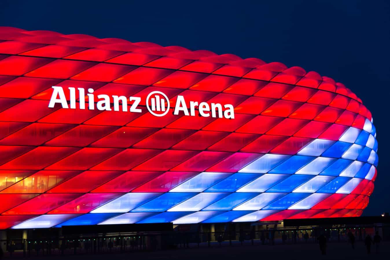 Bayern München - Eintracht Frankfurt am Samstag live bei Sky