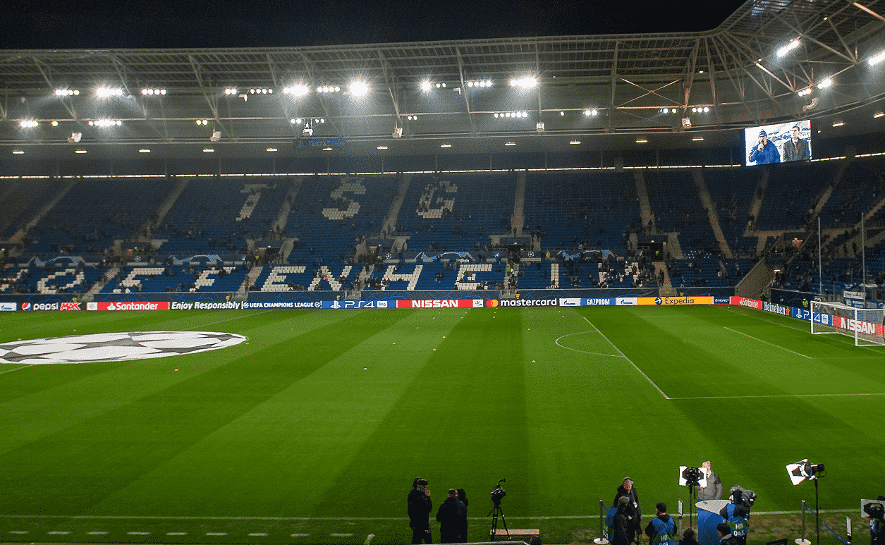 Hoffenheim gegen Bayern München am 2. Spieltag 2020/2021