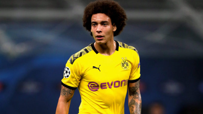 BVB Axel Witsel