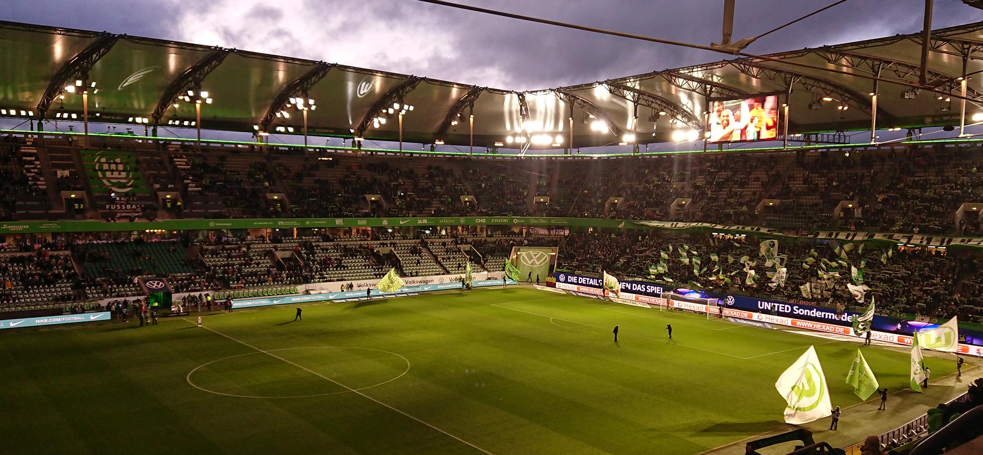 VfL Wolfsburg empfängt Arminia Bielefeld - Live bei Sky