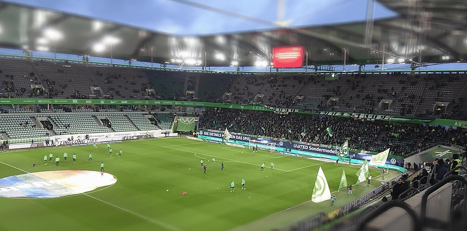 Wolfsburg: Trainer Glasner zeigt sich nach Unentschieden zufrieden