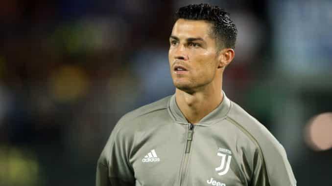 Cristiano Ronaldo Supersta