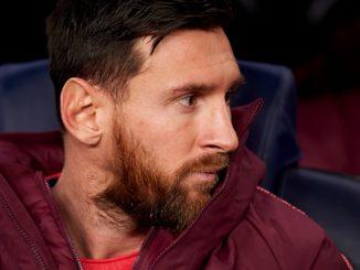 Lionel Messi Barcelona Fußball