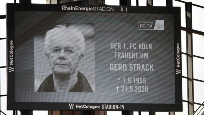 Gerd Strack wurde in Hürth beerdigt. ©AFP