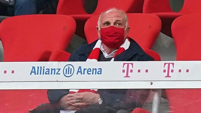 Hoeneß sieht neue Ära bei Bayern München. ©FIRO/SID