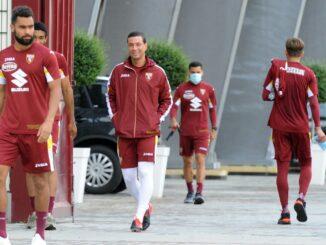 Die Mannschaften in Italien trainieren wieder. ©AFP