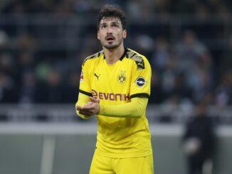 Der BVB kann gegen Bayern auf Mats Hummels bauen. ©AFP