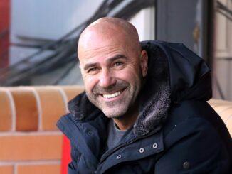 Unter Bosz holte Leverkusen 25 Punkte in der Rückrunde. ©AFP