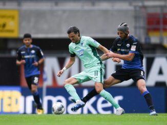 Paderborn und Hoffenheim trennen sich 1:1. ©AFP