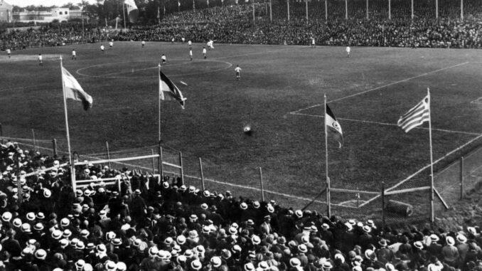 Otto Dumke erzielte bei seinem Debüt drei Treffer. ©AFP