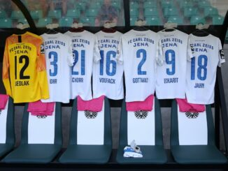 Jena akzeptiert Entscheidung zur Fortsetzung der 3. Liga. ©AFP