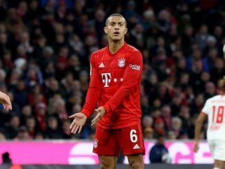 Bayern muss auf Mittelfeldspieler Thiago verzichten. ©AFP