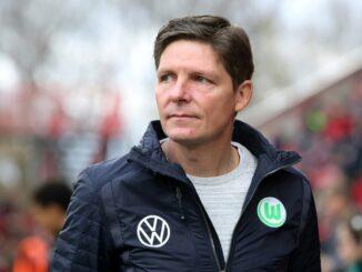 Oliver Glasner Wolfsburg