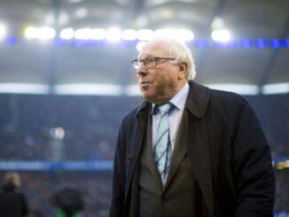 Medien: Uwe Seeler muss notoperiert werden. ©AFP