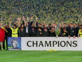 Triumph gegen Juve: BVB gewinnt die Champions League. ©AFP
