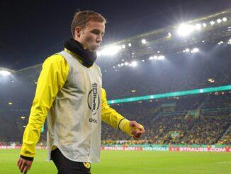 Der BVB trennt sich im Sommer von Mario Götze. ©AFP