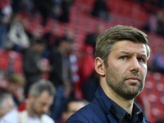 Vorstandschef Thomas Hitzlsperger vom VfB Stuttgart. ©AFP