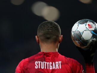 Stuttgart steht im Zweitliga-Topspiel unter Druck. ©AFP