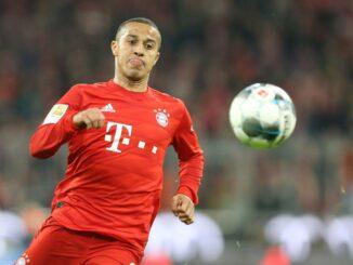 Weiter zum Zusehen verdammt: Mittelfeldspieler Thiago. ©AFP