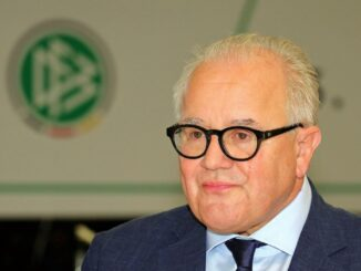 Fritz Keller positioniert sich gegen rechte Parolen. ©AFP