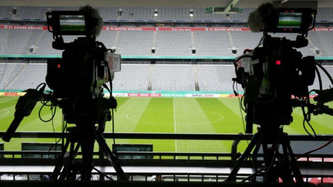 Halbfinalansetzungen im DFB-Pokal bekanntgegeben. ©AFP