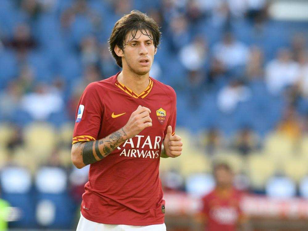 Mirko Antonucci kehrt zur Roma zurück. ©PIXATHLON/SID