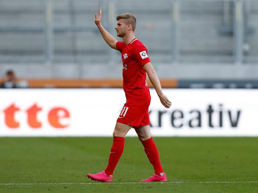 """Werner sieht RB Leipzig gerüstet: """"Auch ohne mich sehr gute Mannschaft"""""""