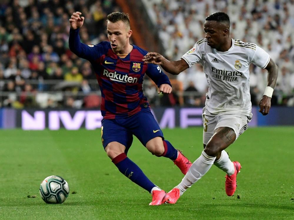 Teuerster Sommertransfer: Arthur für 72 Millionen von Barca zu Juve