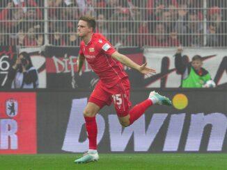 Marius Bülter bleibt bei Union Berlin. ©SID JOHN MACDOUGALL
