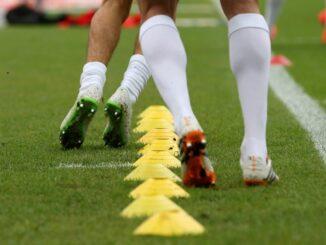 Fußballlehrer-Lehrgang: Corona-Pandemie hat Folgen. ©firo Sportphoto/SID firo Sportphoto / Christopher Neundorf