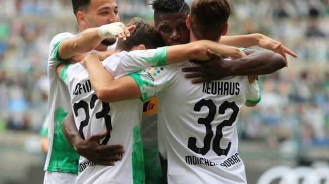 Gladbach Hertha 2021