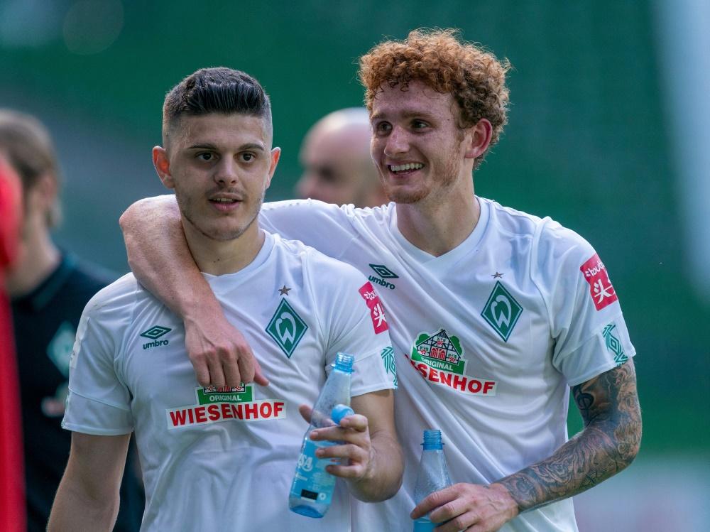 Das Hinspiel der Relegation  findet am 2. Juli statt. ©FIRO/SID