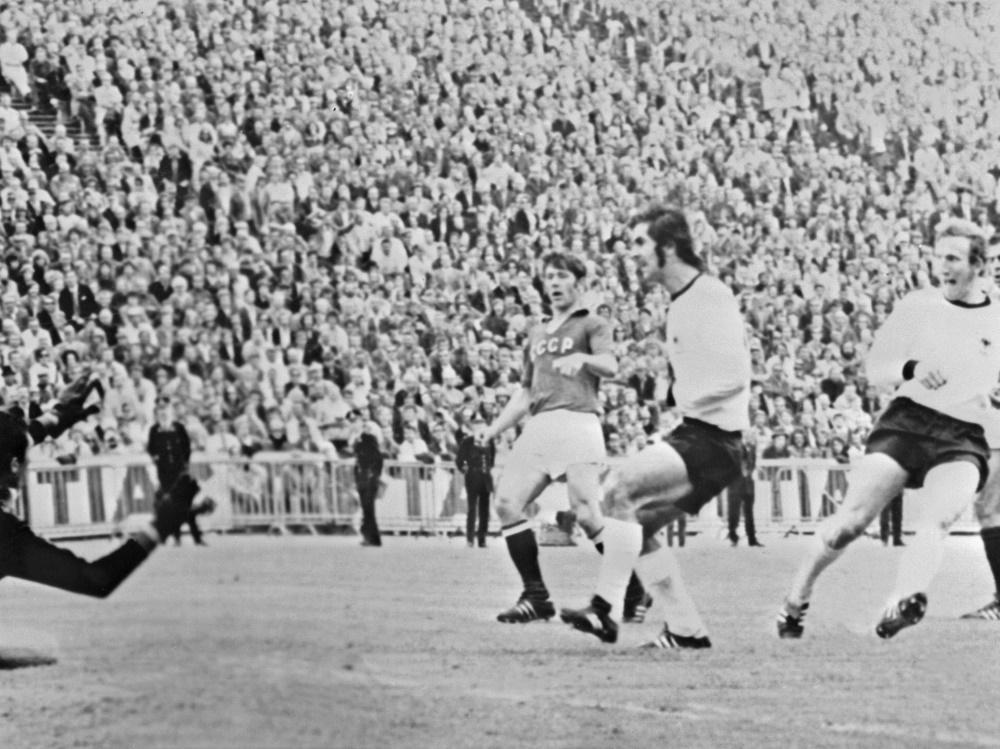 Deutschland bezwang die UdSSR im Finale mit 3:0. ©SID STAFF