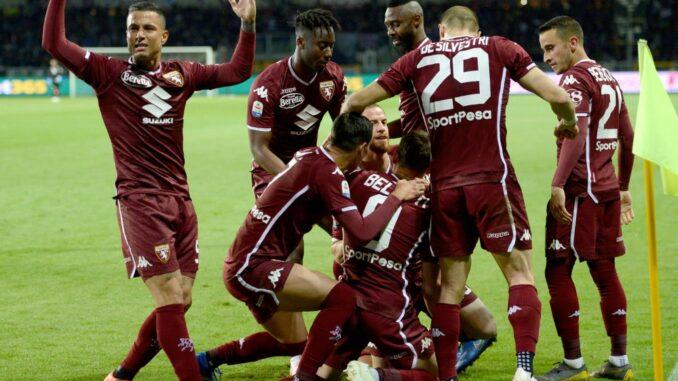 Der FC Turin wird als Erstes auf den Platz zurückkehren. ©PIXATHLON/SID