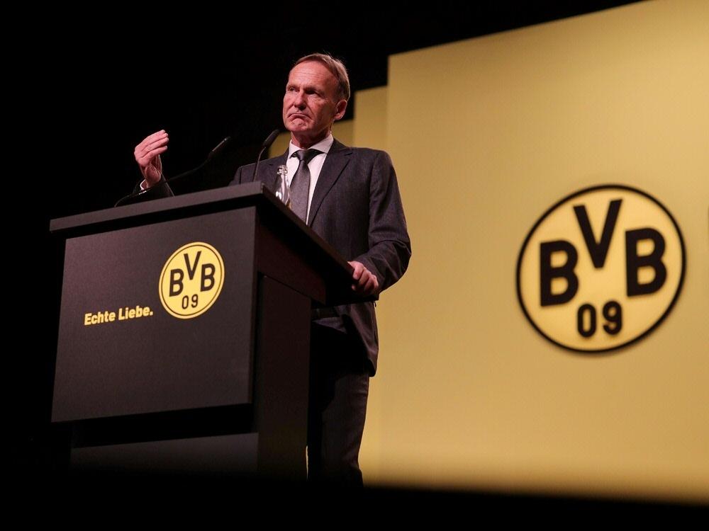 Der BVB rechnet mit Fehlbetrag von 45 Millionen Euro. ©FIRO/SID