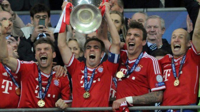 Mit Jupp Heynckes machte der FC Bayern das Triple perfekt. ©pixathlon/SID Roman Aeschbach