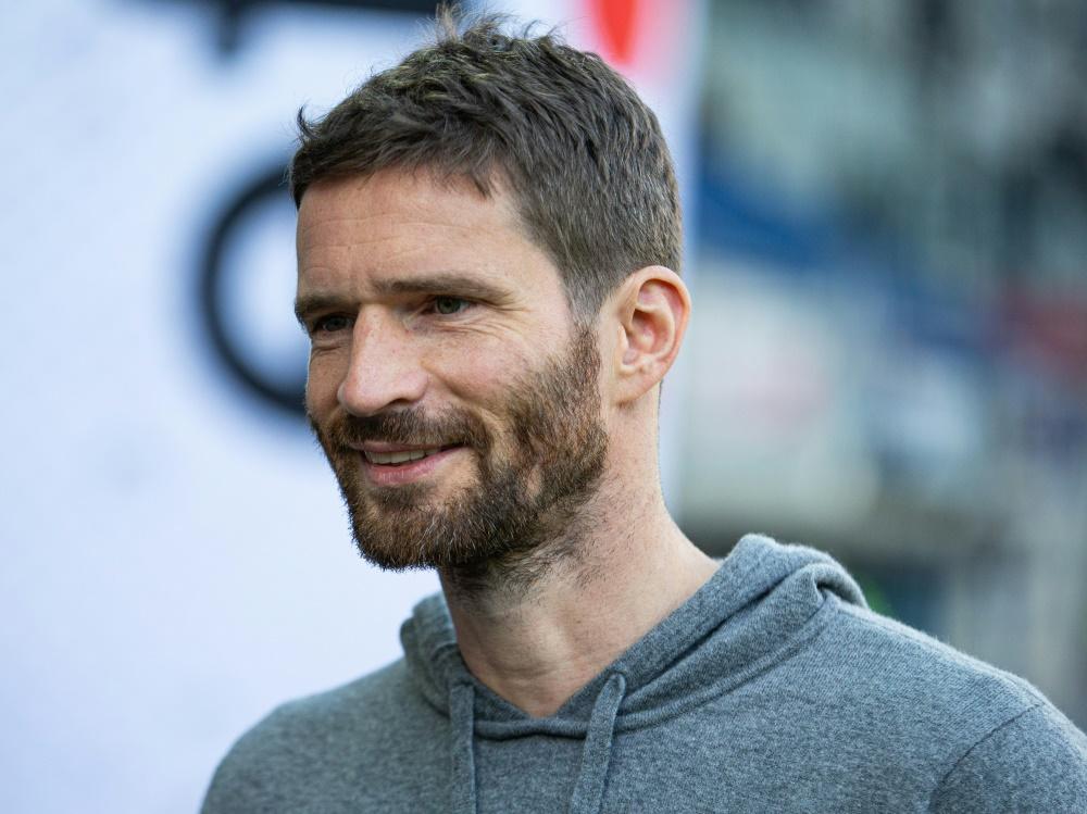 Friedrich spricht über Rolle als Hertha-Sportdirektor. ©FIRO/SID