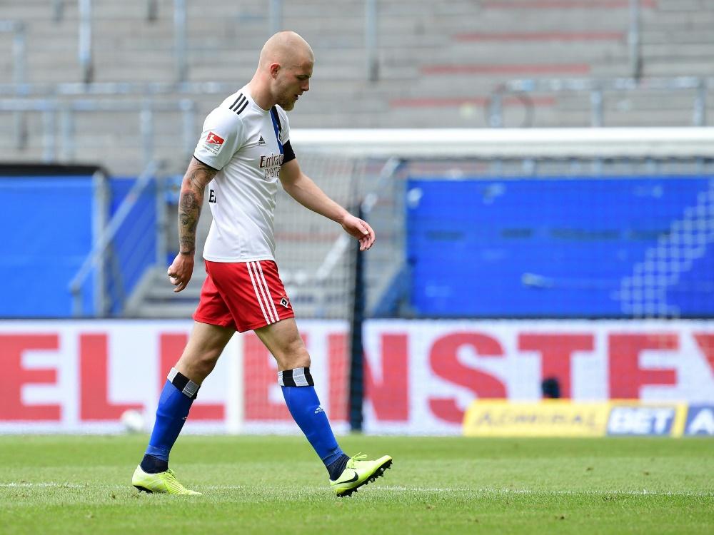 Relegation Hsv Wann