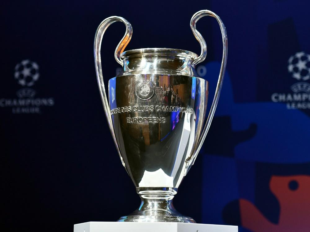 Europapokal-Entscheidung wohl erst am 18. Juni. ©SID FABRICE COFFRINI