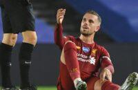 Liverpool-Kapitän Henderson fällt für Rest der Saison aus